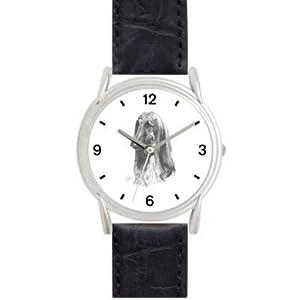 Afghan Hound Watch