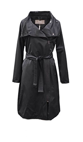maxmara-womens-belted-durante-raincoat-trench-coat-sz-12-black-160950mm