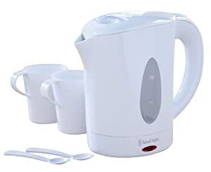 Russell Hobbs 14178 Travel Kettle with Boil Dry Protection