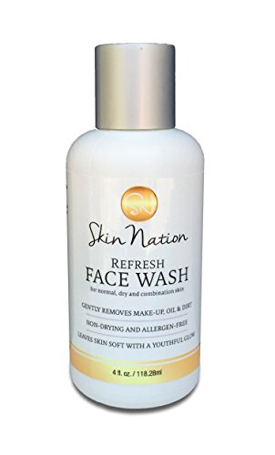 Refresh-Face-Wash-with-Organic-Aloe-Vera-Vit-E-Jojoba-Oil-Rosemary-Chamomile-Coconut-Milk-Honey-Gentle-Foaming-Cleanser-Heals-Cleans-Moisturizes-Nourishes-the-Skin-by-Michelle-Stafford
