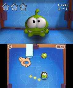 Cut the Rope Triple Threat