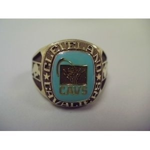 Balfour NBA Cleveland Cavaliers Ring Size 9.5 Gold