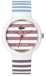 Men's Lacoste Goa Polyurethane Watch 2010564