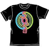 涼宮ハルヒの憂鬱 SOS団Tシャツ ブラック サイズ:L