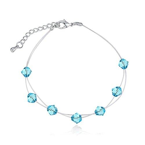 adisaer-plaque-or-bracelet-charms-femme-cristal-zircon-extension-chaine-gourmette-filles-bleu-de-mer