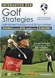 Golf Strategies with Robert Karlsson & Simon Holmes (2-1/2 Hour Tutorial GOLF DVD)