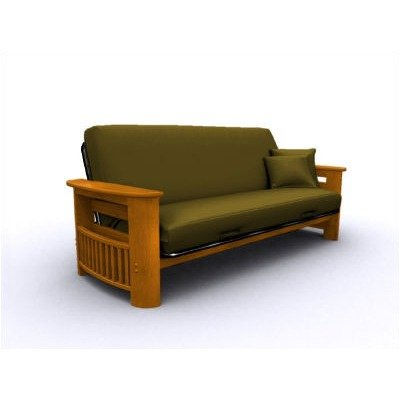 Bed frame american furniture alliance portofino metal for American furniture bed frames