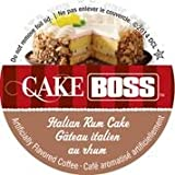 Cake Boss Coffee - Italian Rum Cake, 24 Single Serve Cups