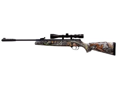 Webley Valuemax Air Rifle Combo, Mossy Oak Camo air rifle from Webley & Scott Ltd.