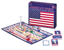 America's Spirit Trivia Board Game