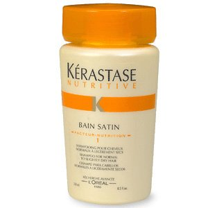Cheap Kerastase Nutritive Bain Satin 1 Complete Nutrition Shampoo For Normal to Slightly Sensitised Hair, 8.5 Ounce