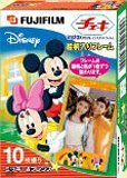Fuji Instax Mini Instant Film with Character Frame -Mickey Mouse-