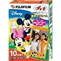 Fuji Instax Mini Instant Film with Character Frame -Mickey…