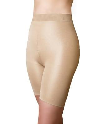 Sleex Miederhose mit Bein - Sleex Normal Waist Super Control Shaper