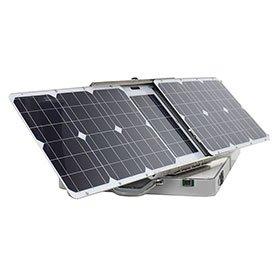 Amazon.com: Aspect Solar Sunsocket Sun-Tracking Solar Generator: Patio ...