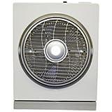 ゼピール 【扇風機】マイコン式ボックス扇(リモコン付)ZEPEAL DBF-A2544