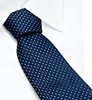 Collezione Pure Silk Spotted Tie