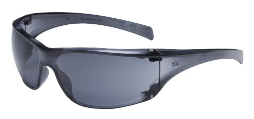 3M Virtua Protective Eyewear AP, 11815-00000-20 Gray Hard Coat Lens (Pack of 20)