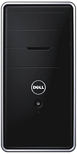 2015 Newest Edition Dell Inspiron 3847 Desktop with Flagship Specs (Windows 7 Professional, Intel Quad Core i7-4790 up to 4.0GHz 8MB Cache, 16GB DDR3 RAM, 2TB HDD, DVD Drive, Bluetooth)