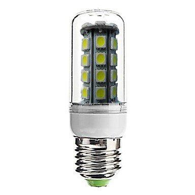 Rayshop - E27 5W 36X5050Smd 450Lm 6000-6500K Cool White Light Led Corn Bulb (Ac 220-240V)
