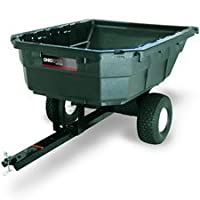 Ohio Steel 125 Cubic Foot Poly Dump Cart...