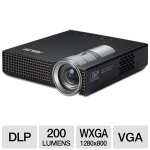 How to asus p1 led pico projector online h1600dw for Pico projector best buy