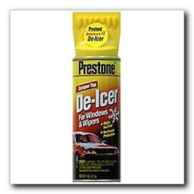 Spray De-Icer, 11 oz. Aerosol Can (AS-242)