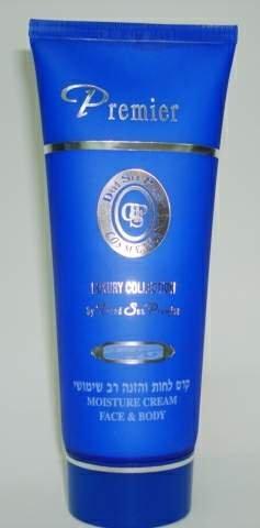 Dead Sea Premier Luxury Moisture Cream Multi-use (Face and Body)
