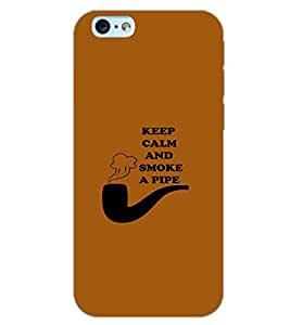 PrintDhaba QUOTE D-7020 Back Case Cover for APPLE IPHONE 6S PLUS (Multi-Coloured)