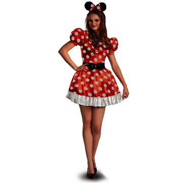 Disguise Inc - Minnie Mouse Classic Plus Adult Costume