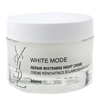 White Mode Repair Whitening Night Cream - YSL - White Mode - Night Care - 50ml/1.6oz