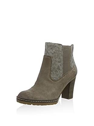 s.Oliver Botines Chelsea (Taupe)