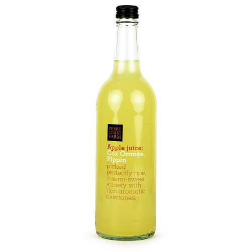Perry Court Farm Apple Juice - Cox Orange Pippin 750ml