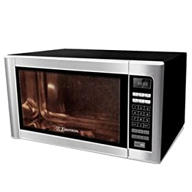 Emerson MW8119SB 1.1 cu. ft. 1,000-Watt Microwave Oven