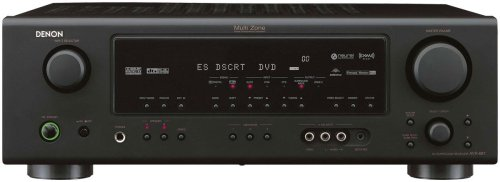 Denon Avr 687 7 1 Channel Home Theater Receiver Electric Home Audio