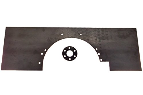 SBF Mid Plate Mild Steel 289 302 351W Motor Engine Mount Small Block Ford STEEL 551810S (Motors Ford 302 compare prices)