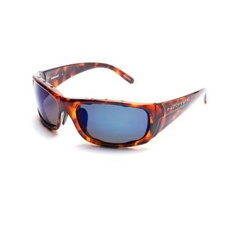 Native Bomber Reflex Polarized Sunglasses