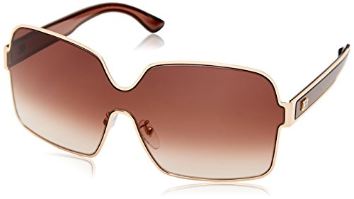 Escada-Sunglasses-Womens-SES828-300X-Square-Sunglasses-Gold