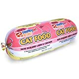 CountryPet Naturals New Zealand Lamb & Chicken Frozen Cat Food