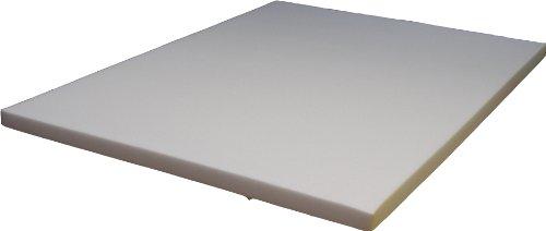 Upholstery Foam, Medium Firmness Soy Based Foam, Queen, 59.5X79X2.5