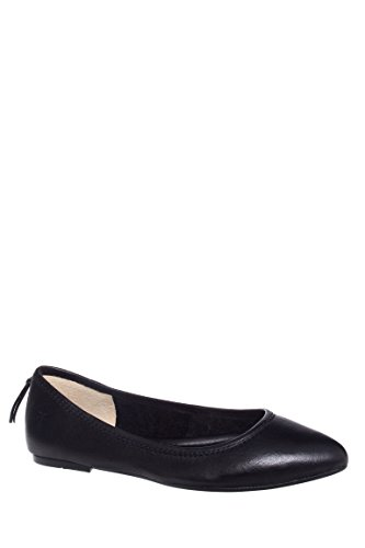 Regina Ballet Pointed Toe Flat