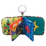 Toy - Toy Game Fantastic Lamaze Classic Discovery Book with Bright Colors, Fun Sounds (Interesting Textures) Kid Child Play