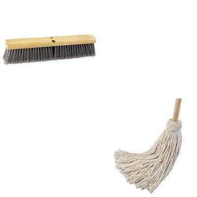 Wooden Floor Mop front-485050