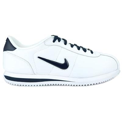 Amazon.com: Nike Cortez Basic Leather TPU Swoosh Men's Walk Shoes