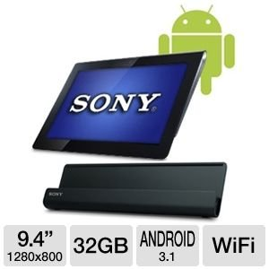 Sony SGPT112US/S 32GB Tablet S Bundle