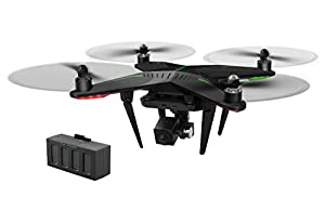 XIRO Xplorer Dual Battery Aerial UAV Drone Quadcopter with 1080p FHD FPV live Video Camera and 3 Axis Gimbal Plus extra battery -- Dual Battery V Version