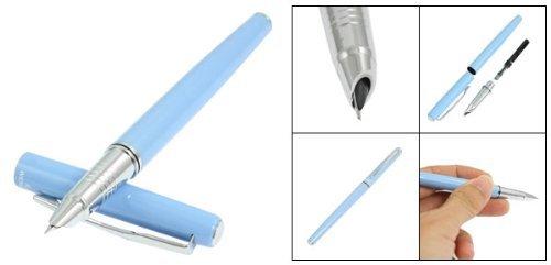 Piston Convertisseur de remplissage de recharge d'encre Nib 0.55mm caractères chinois Imprimer Cap Fountain Pen