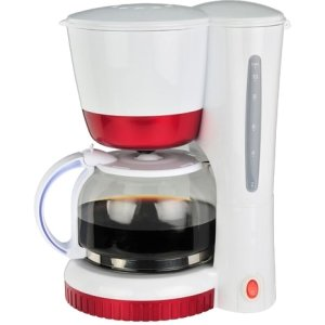Amazon.com: Kalorik CM 32205 RS Coffee Maker - 800 W - 8 Cup(s) - Red Fusion: Drip Coffeemakers ...