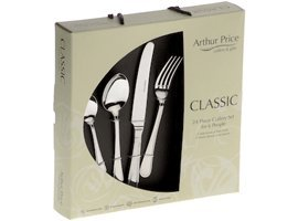 Arthur Price Classic Kings 24 Piece Cutlery Gift Box Set