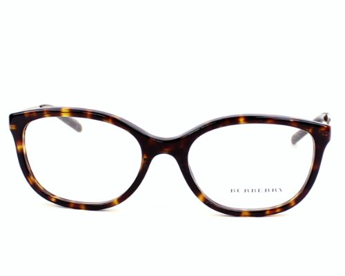 Burberry Burberry BE2148Q Eyeglasses-3002 Dark Havana-52mm